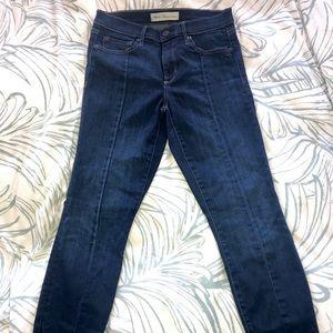 Gap True Skinny Ankle Jeans 28R